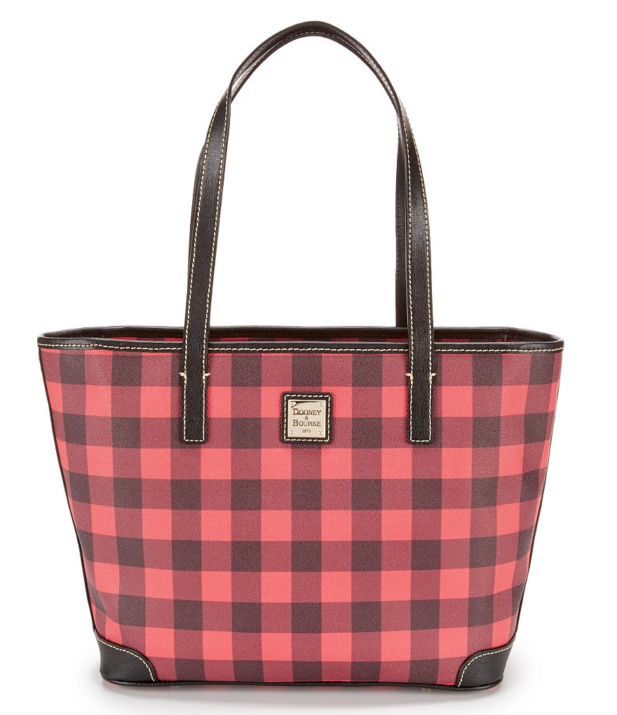 Dooney & Bourke Tucker Collection Charleston Shopper