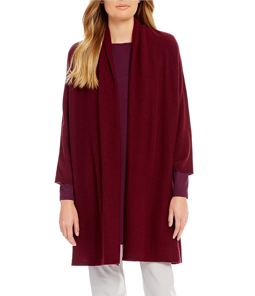 Eileen Fisher Maxi Cardigan