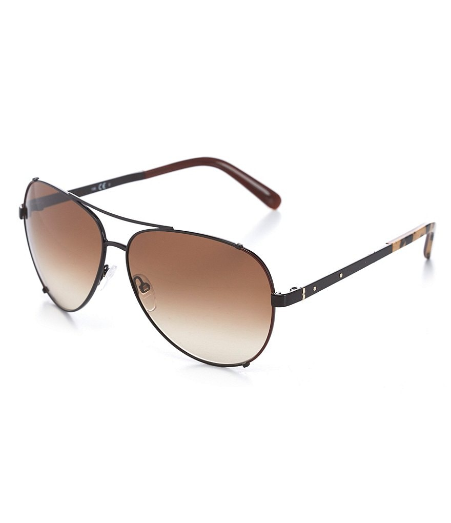 Bobbi Brown The Truman Aviator Sunglasses