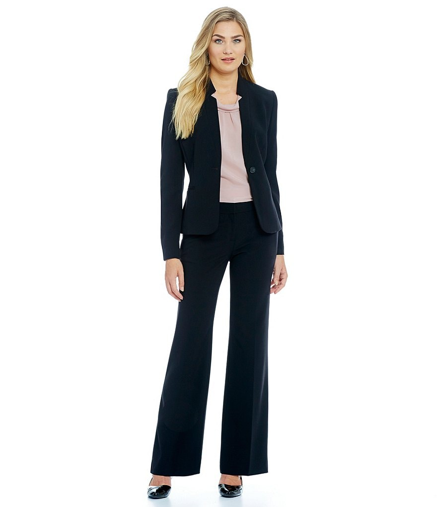 Alex Marie Romantic Semantics Ashton Bi-Stretch Jacket & Bi-Stretch Modern Pant
