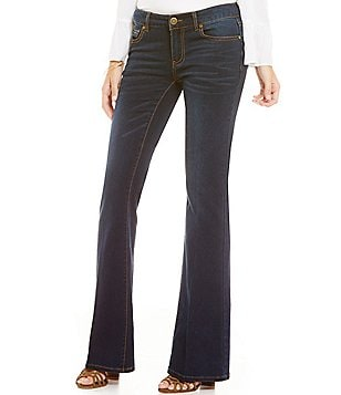 Copper Key Denim Flare Leg Jeans