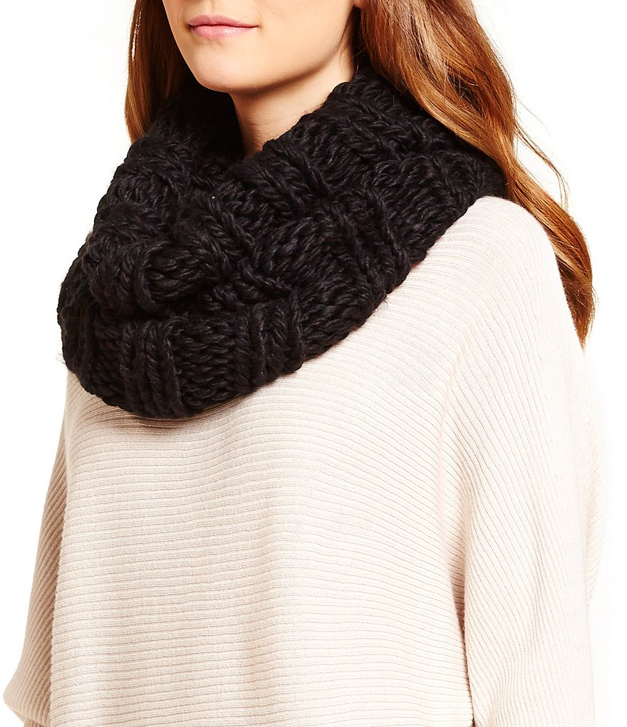 Collection 18 Chunky Knit Cowl