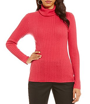 Alex Marie Mia Turtleneck Long Sleeve Sweater