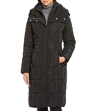 Calvin Klein Traditional Down Walker Hooded Coat