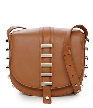 Luana Italy Sedgwick Small Saddle Bag