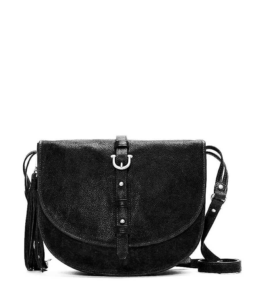 Etienne Aigner Charlotte Saddle Bag