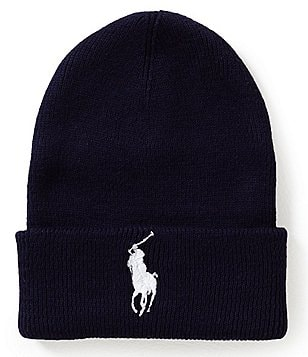 Polo Ralph Lauren Big Pony Cuff Hat