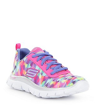 Skechers Skech Appeal Girls´ Mesh Lace-Up Sneakers