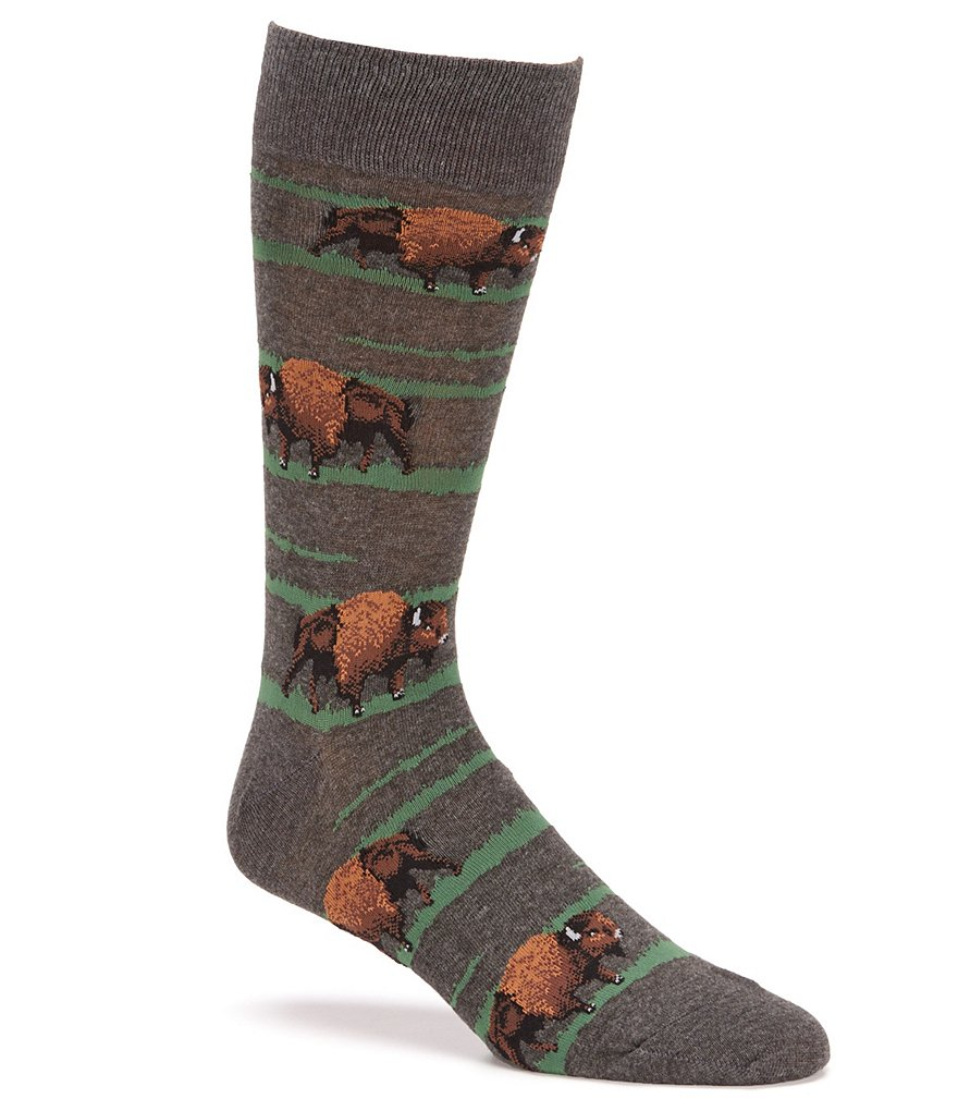 Hot Sox Buffalo Crew Socks