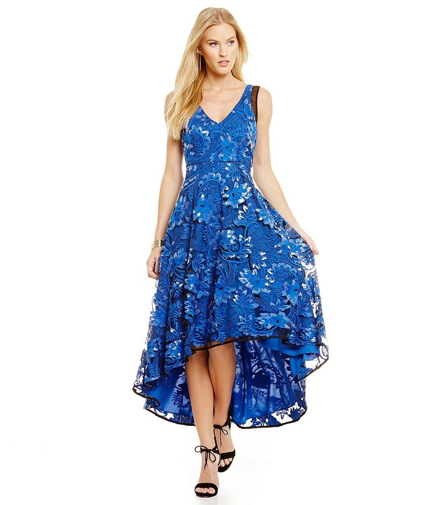 Belle Badgley Mischka Taja Dress