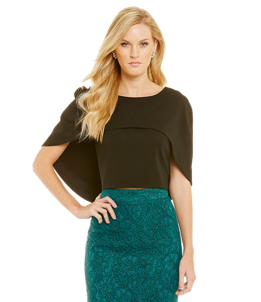 Belle Badgley Mischka Tara Top