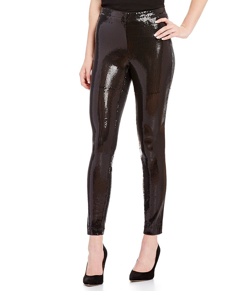 BB Dakota Sequin Leggings
