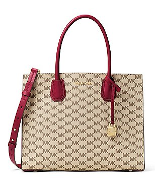 MICHAEL Michael Kors Studio Mercer Signature Large Convertible Tote