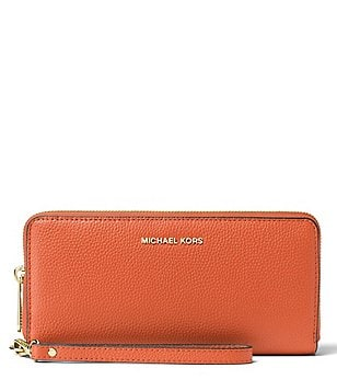MICHAEL Michael Kors Studio Mercer Travel Continental Wallet
