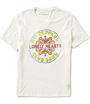 John Varvatos Star USA Sgt. Peppers Lonely Hearts Club Graphic Tee