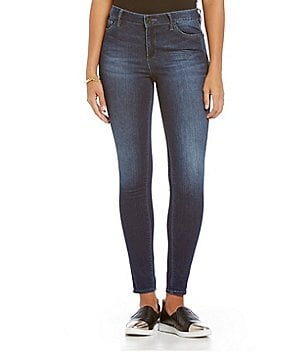 Armani Exchange Dark Wash Skinny Jean