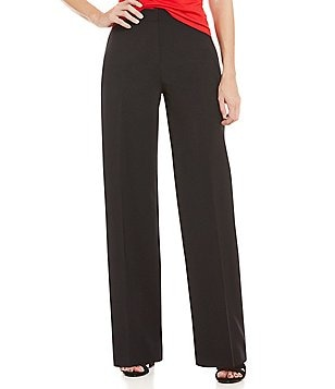 Armani Exchange Wide Leg Trouser Pants