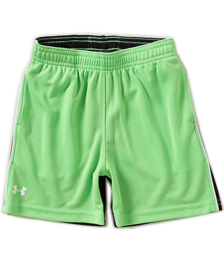 Under Armour Little Boys 2T-7 Zinger Knit Shorts