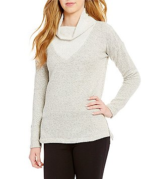 Sanctuary The Dunaway Pullover Cowl Neck Sweater