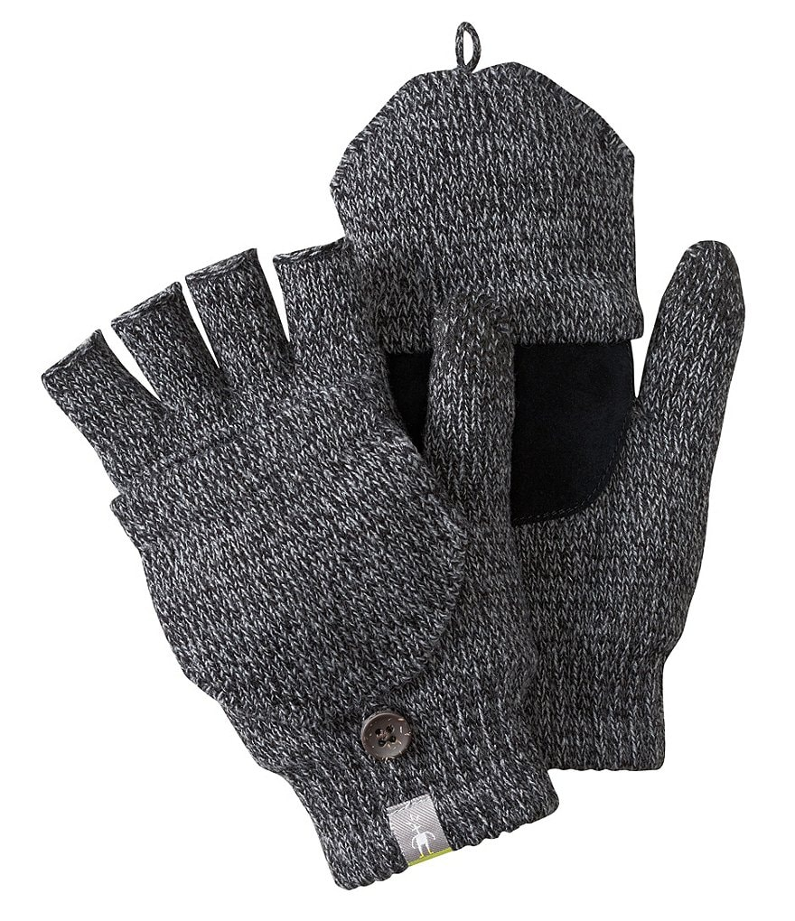 SmartWool Cozy Grip Tech Flip Mitts