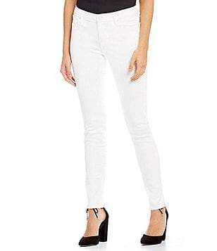 Armani Exchange Skinny 5-Pocket Skinny Jeans
