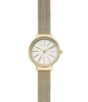 Skagen Ancher Analog Convertible Mesh Bracelet Watch