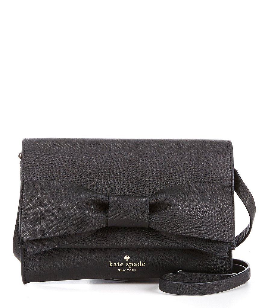 kate spade new york Clement Street Francie Bow Cross-Body Bag