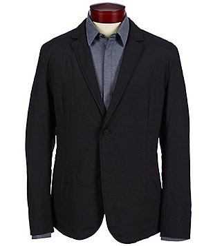 BOSS Green Asonto Slim-Fit Long-Sleeve Quilted Stretch Jacket