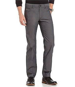 BOSS Green Maine Regular-Fit Straight-Leg Jeans
