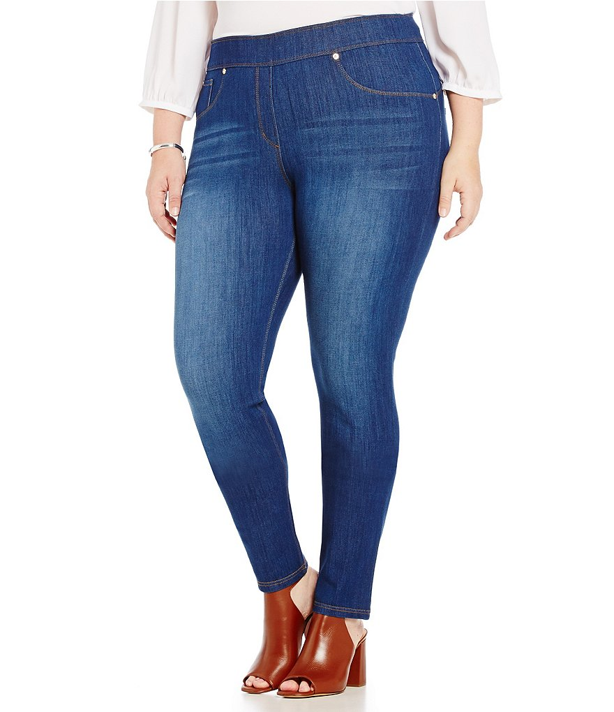 Nygard Slims Plus Luxe Denim Skinny Jeans