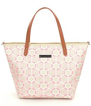 Petunia Pickle Bottom Blooming Brixham Downtown Tote Diaper Bag