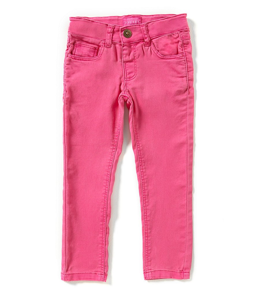 Joules Little Girls 3-6 Colored Jeans