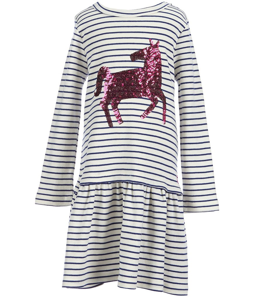 Joules Little Girls 3-6 Paula Jersey Dress
