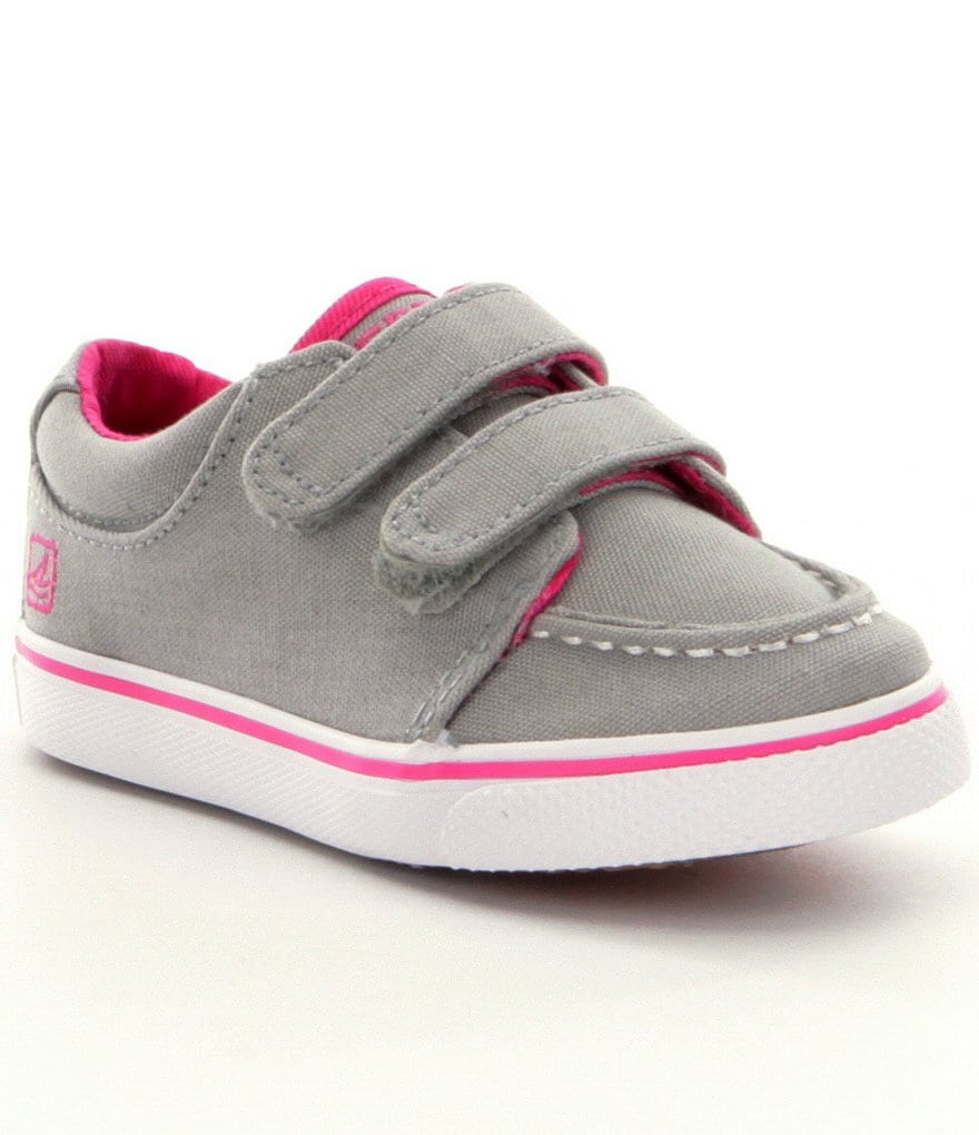Sperry Hallie Girls´ Hook and Loop Sneakers