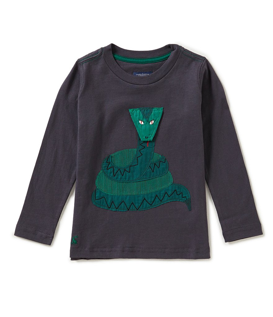 Joules Little Boys 3-6 Chomp Jersey Top