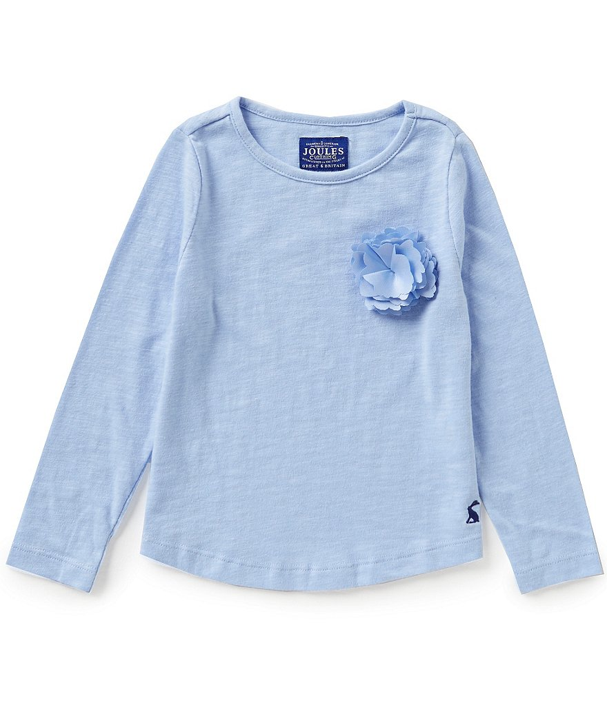 Joules Little Girls 3-6 Cora Jersey Top