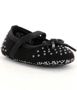 MICHAEL Michael Kors Girl´s Baby Crib Shoes