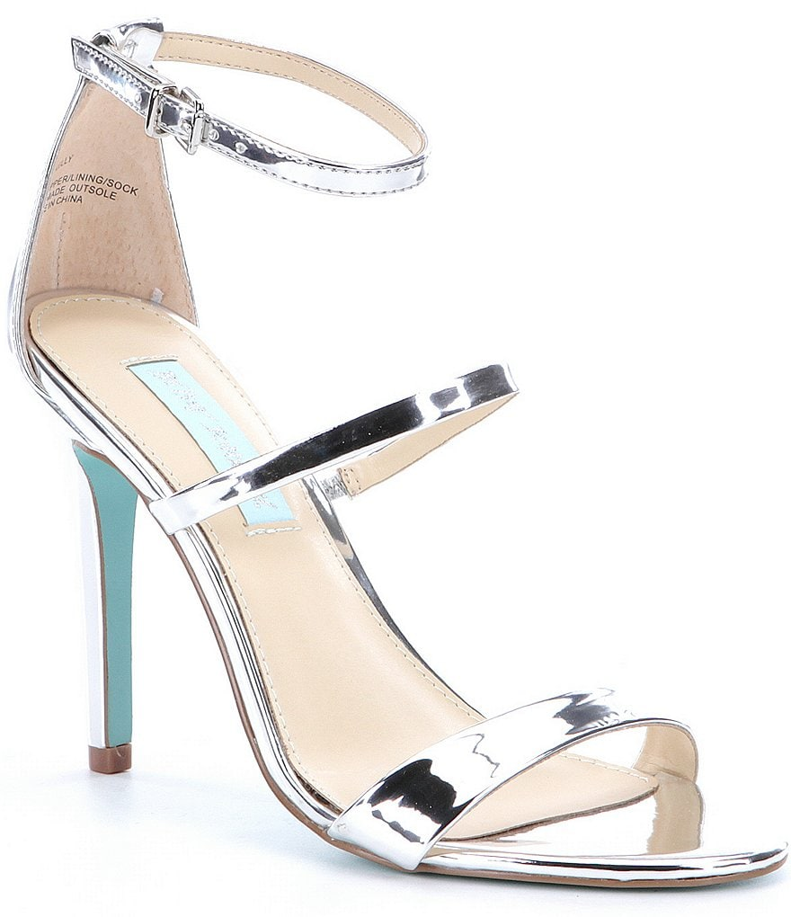 Blue by Betsey Johnson Kelly Dress Sandals