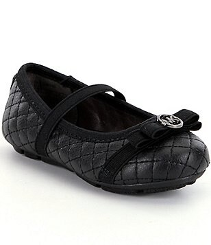 MICHAEL Michael Kors Girl´s Rover Lauri Quilted Mary-Jane Flats