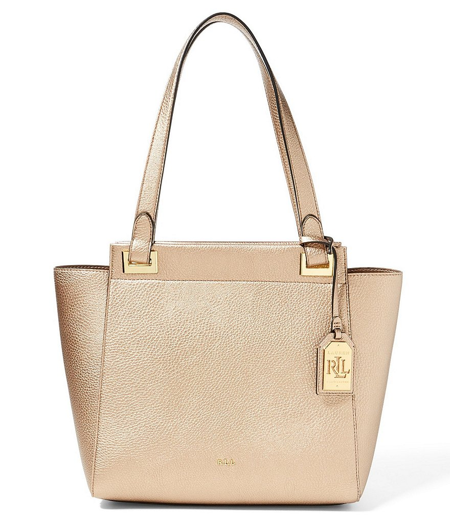 Lauren Ralph Lauren Carlisle Collection Afton Shopper