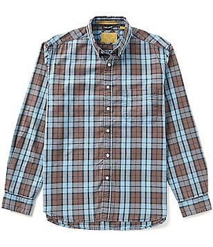 Vintage 1946 Vintage Surplus Plaid Oxford Cloth Shirt