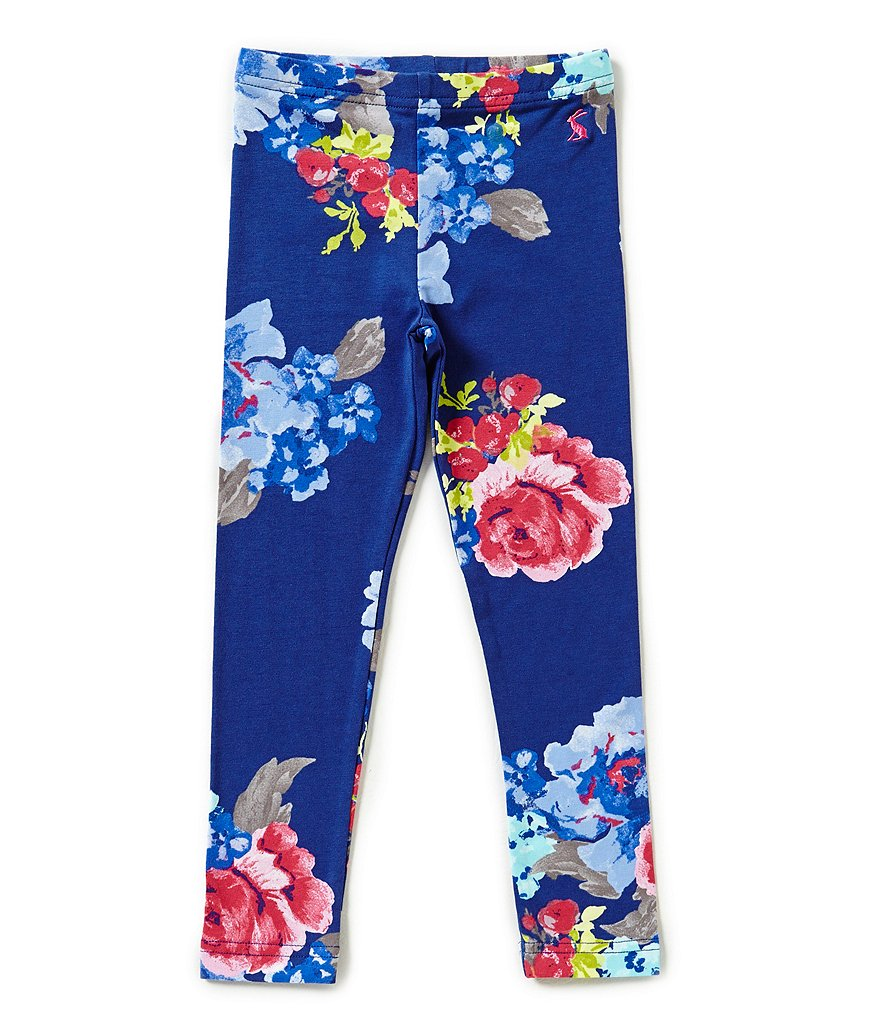 Joule Little Girls 3-6 Printed Leggings