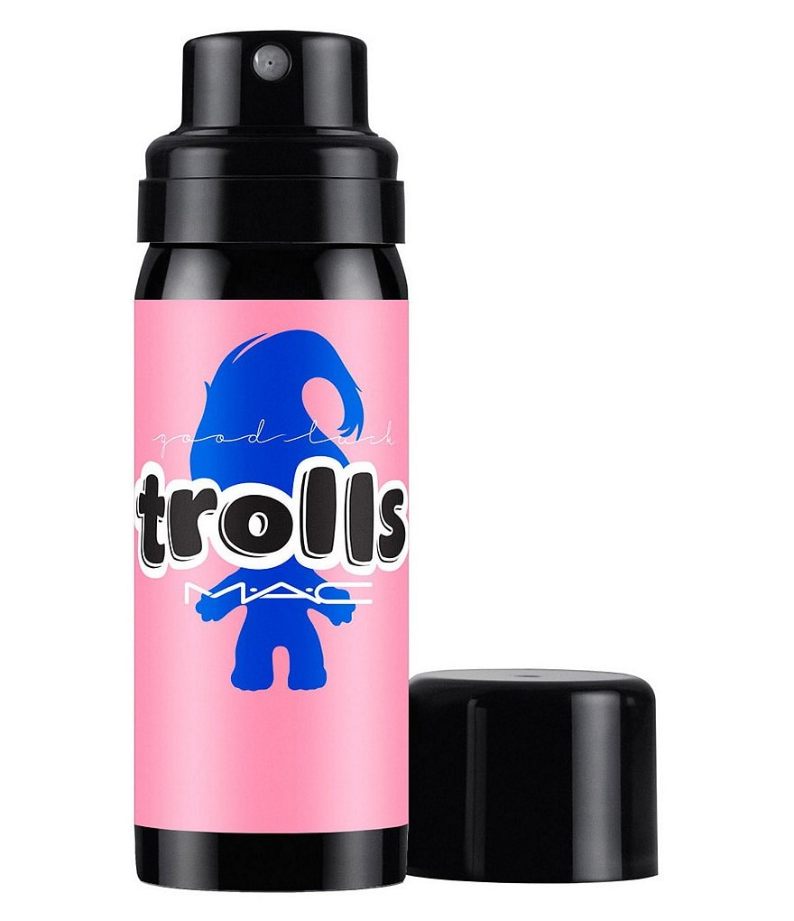 MAC Good Luck Trolls Limited-Edition Chroma Craze Coloured Hairspray