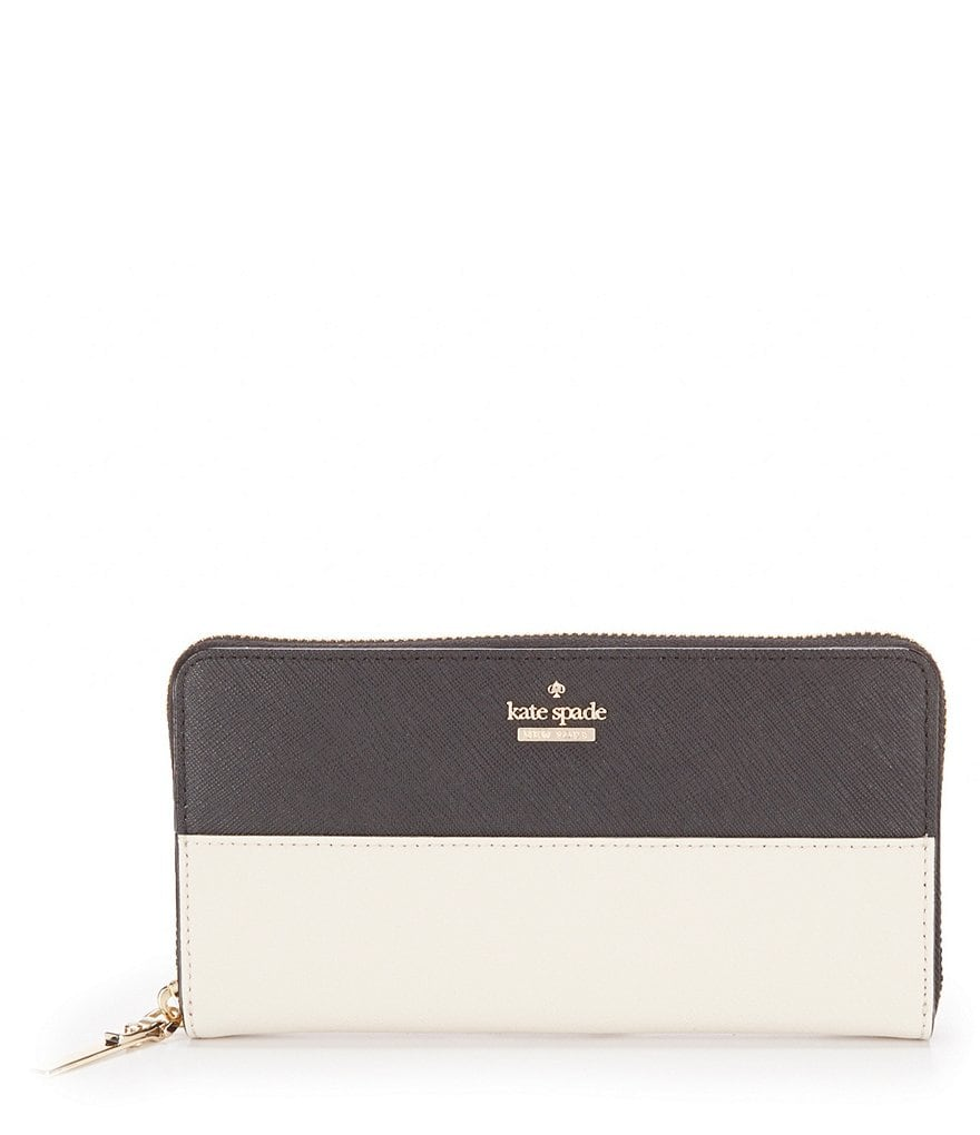 kate spade new york Cameron Street Collection Lacey Zip-Around Wallet