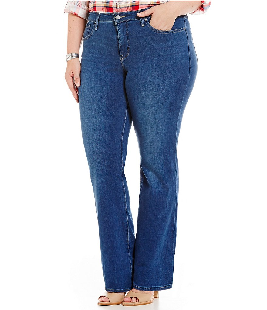 Levi's® Plus 315 Shaping Bootcut Jeans
