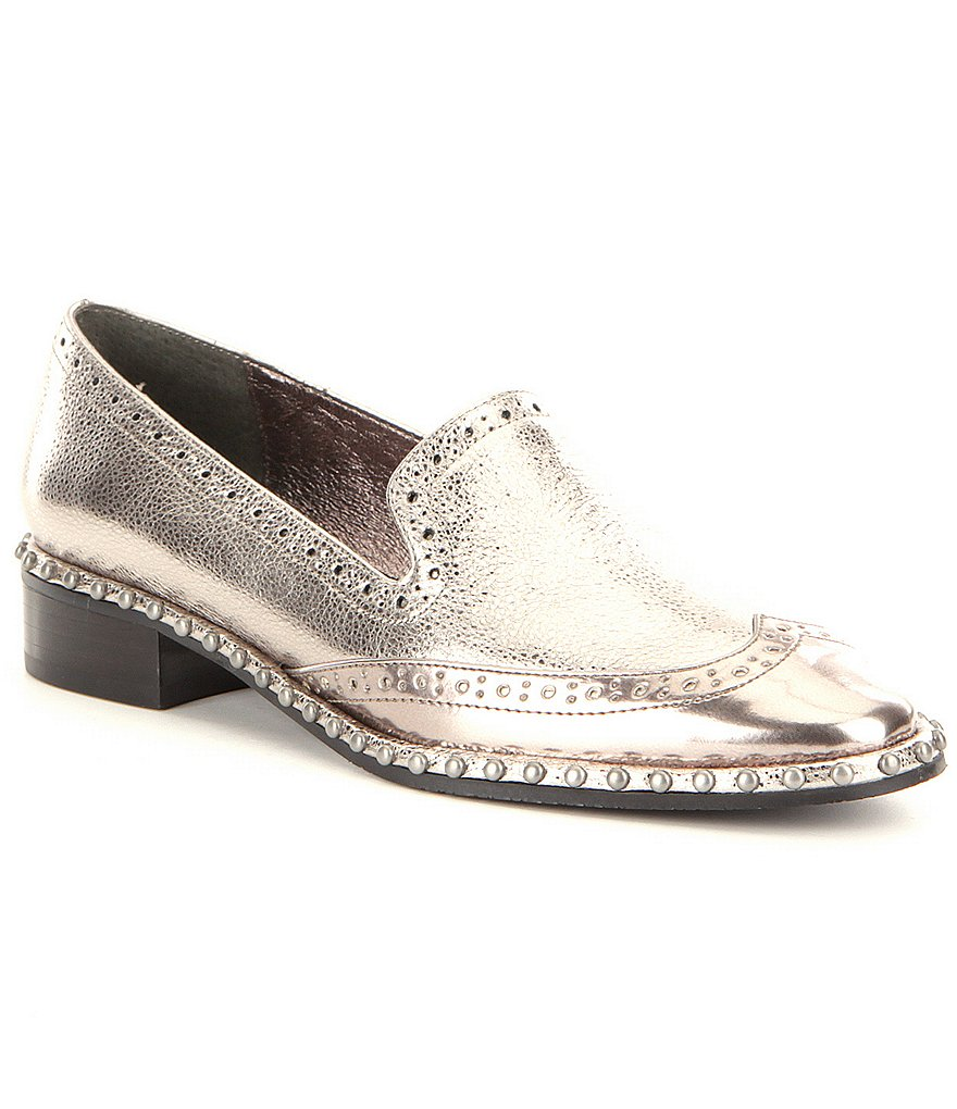 Adrianna Papell Paloma Studded Loafers
