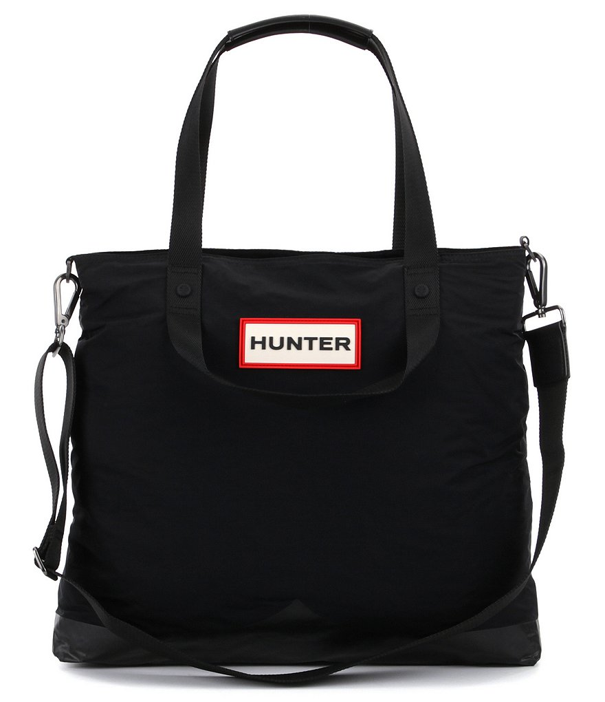 Hunter Original Nylon Moustache Messenger Bag