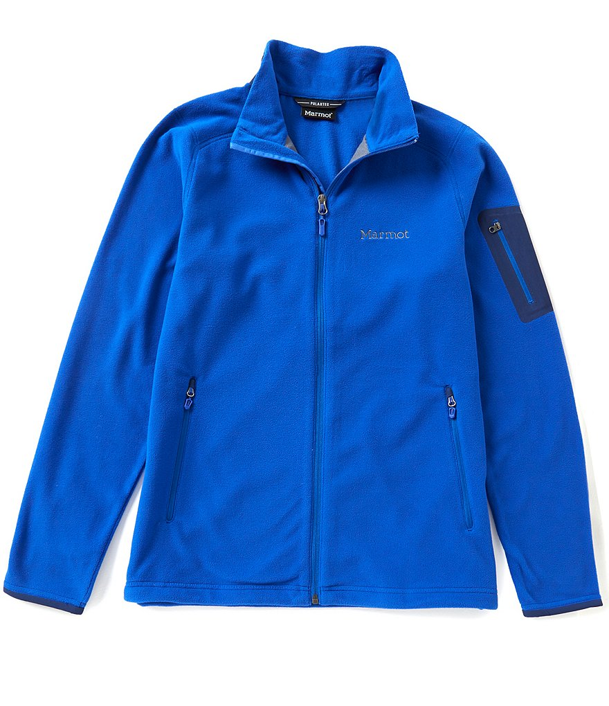 Marmot Reactor Fleece Full-Zip Mock Neck Jacket