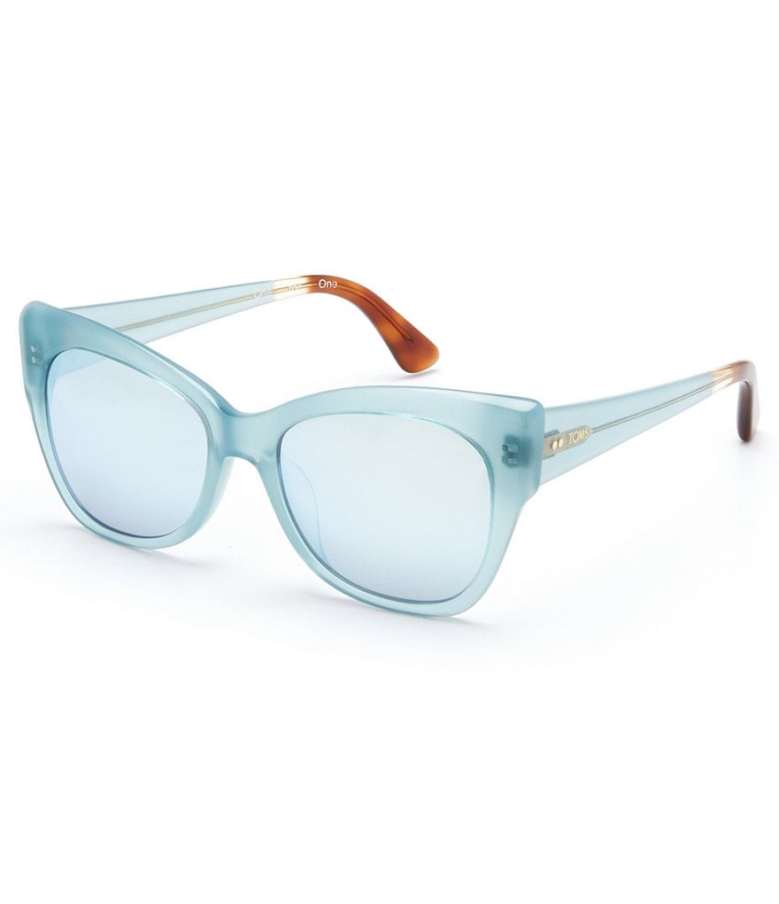 TOMS Autry Oversized Cat-Eye Sunglasses