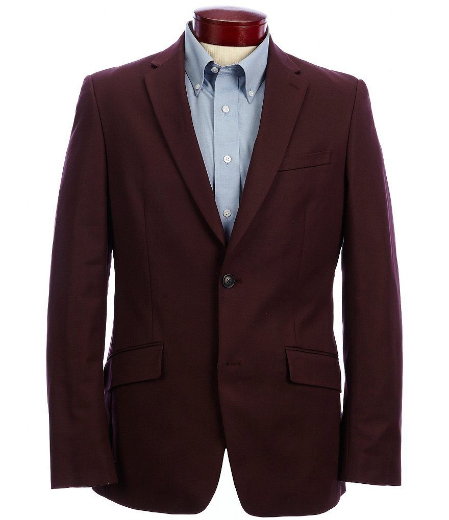 Perry Ellis Slim-Fit Stretch Jacket